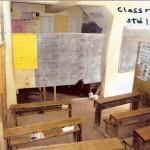 Noch ein Unterrichtsraum