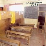 Ein Unterrichtsraum